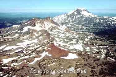 Broken Top, South Sister