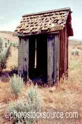 Outback Outhouse