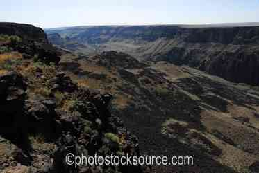 Owyhee Canyon Overlook