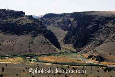 Three Forks Owyhee River