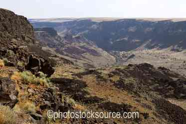 Owyhee River Overlook