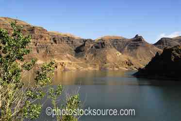 Owyhee River Reservoir